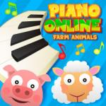 Piano online: Farm animals