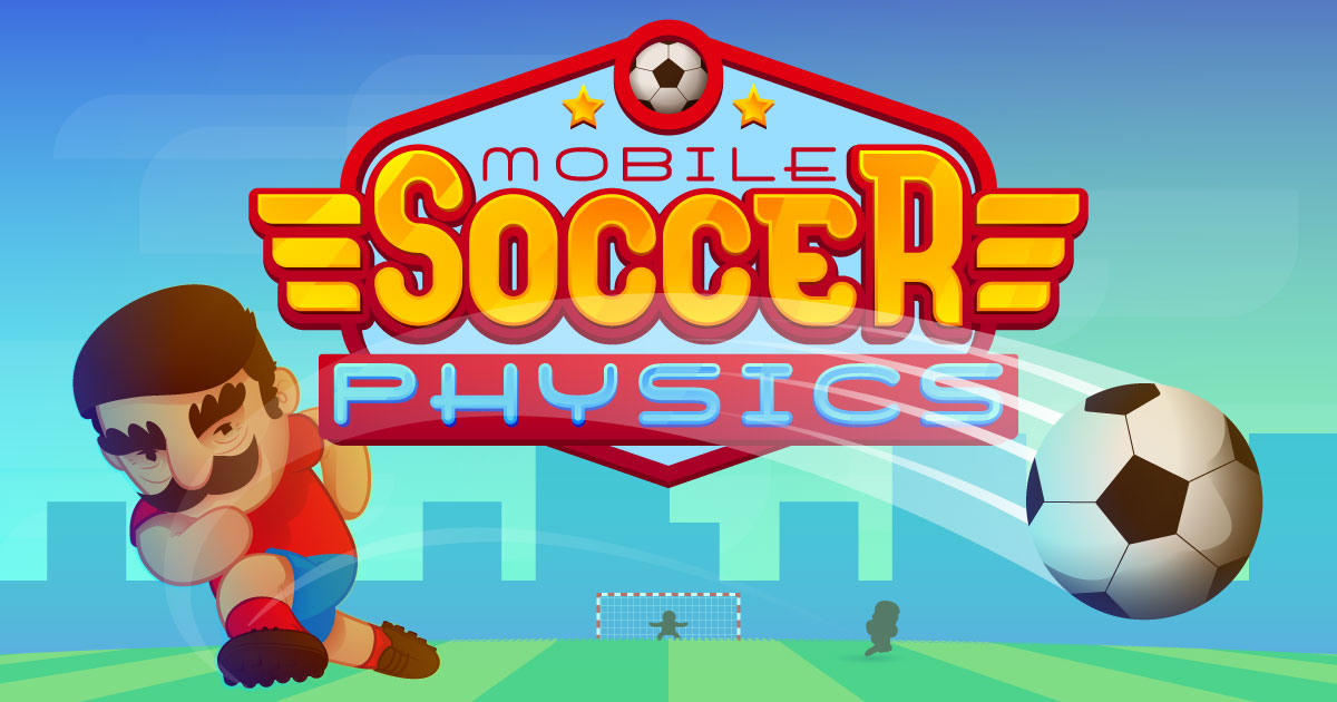 Soccer Physics Mobile - Free Online Games in Spritted.com