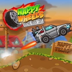 car games happy wheels
