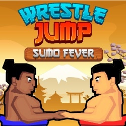 Wrestle Jump: Sumo Fever