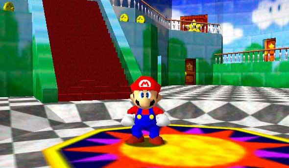 mario bros 3d games free